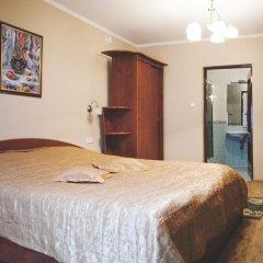 VIP Hotel Стандартный номер двуспальная кровать фото 4