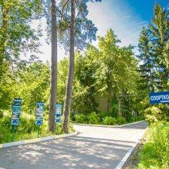 Гостиница Ozdorovitelny Kompleks Luzhki парковка