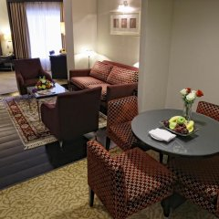 Отель Best Western Premier Deira 4* Представительский люкс с различными типами кроватей фото 3