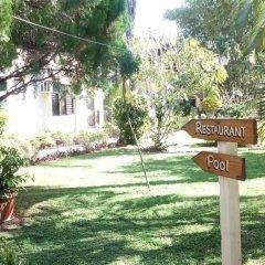 Отель Pure Garden Resort Negril спортивное сооружение