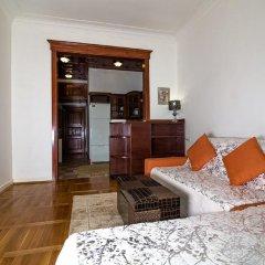 Апартаменты Business Apartment Kutuzovsky 35 комната для гостей фото 4