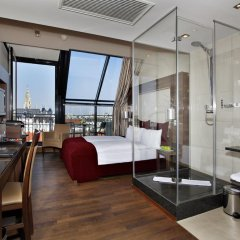 Fleming's Selection Hotel Wien-City 4* Номер Делюкс с разными типами кроватей фото 5