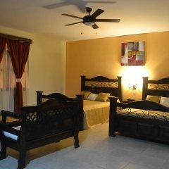Hotel & Spa Copan Colonial Копан-Руинас комната для гостей фото 5