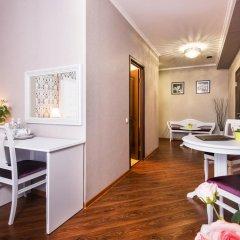 Моцарт Бутик-Отель 3* Студия с различными типами кроватей фото 6