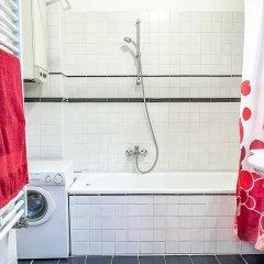 Апартаменты Black & White Apartment Будапешт ванная фото 2