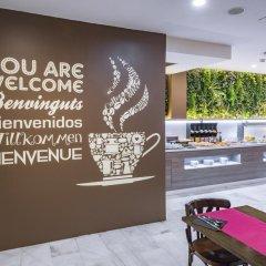 Отель SERHS Carlit Испания, Барселона - 4 отзыва об отеле, цены и фото номеров - забронировать отель SERHS Carlit онлайн с домашними животными