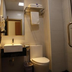 Отель 7Days Inn Shenzhen Xilin Metro Station Шэньчжэнь ванная