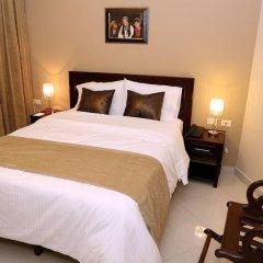Отель Saint John Hotel Иордания, Мадаба - отзывы, цены и фото номеров - забронировать отель Saint John Hotel онлайн комната для гостей фото 4