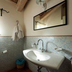 Отель Valcastagno Relais Италия, Нумана - отзывы, цены и фото номеров - забронировать отель Valcastagno Relais онлайн ванная