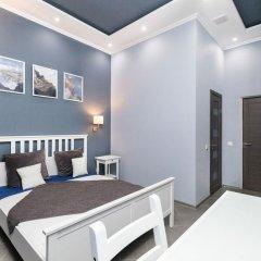 Мини-Отель Брусника Полежаевская Номер Комфорт с двуспальной кроватью фото 21