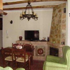 Отель Casa Rural Apartamento El Lebrillero Захара комната для гостей фото 4
