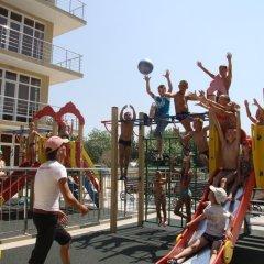 Гостиница Пансионат Undersun ДельКон спортивное сооружение