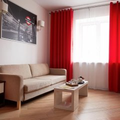 Гостиница Мегаполис 4* Люкс с различными типами кроватей фото 8