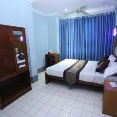 Garden Hotel 2* Улучшенный номер с различными типами кроватей