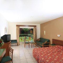 Отель Panas Holiday Village 3* Студия с различными типами кроватей фото 2