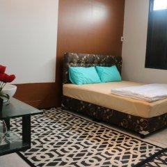 Отель FIRST 1 Boutique House at Sukhumvit 1 2* Стандартный номер с различными типами кроватей фото 8