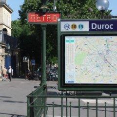 Отель Ibis Tour Montparnasse 15eme Париж городской автобус