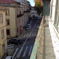Отель Residencial Portuguesa парковка