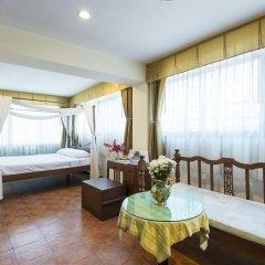 Отель The Best Bangkok House 3* Номер Делюкс с различными типами кроватей фото 4