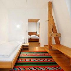 Hotel National Bern 2* Стандартный номер с различными типами кроватей фото 8