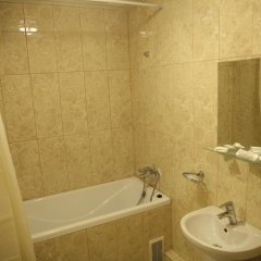 Гостиница Gold Mais ванная фото 2