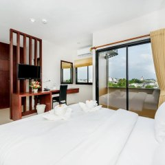 Отель The Topaz Residence 3* Номер Делюкс разные типы кроватей фото 6