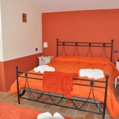 Отель Agriturismo San Michele Солофра комната для гостей фото 3