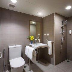 Отель ibis Styles Bangkok Khaosan Viengtai ванная