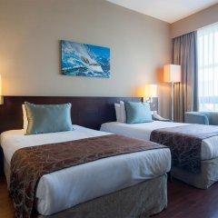 ISG Airport Hotel - Special Class 4* Номер Делюкс с разными типами кроватей фото 5