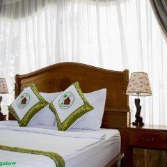 Отель Mon Bungalow Бунгало с различными типами кроватей фото 2