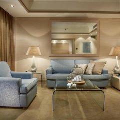 Отель Rodos Park Suites & Spa 4* Стандартный номер с различными типами кроватей фото 2