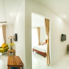 Hotel Amon 3* Номер Делюкс с различными типами кроватей фото 2
