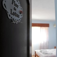 Отель Flower Residence Люкс с различными типами кроватей фото 7