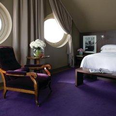 Four Seasons Hotel Milano 5* Люкс с двуспальной кроватью