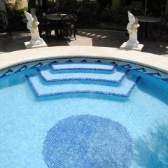 Hotel Quinta Real Луизиана Ceiba бассейн фото 2