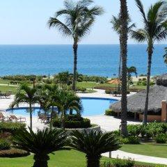 Отель Condominios Brisa - Ocean Front Сан-Хосе-дель-Кабо пляж