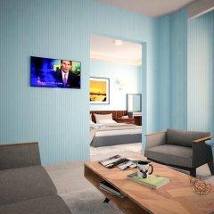 Balta Hotel 3* Улучшенный люкс с различными типами кроватей фото 4