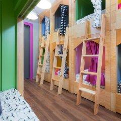 Хостел InDaHouse Кровать в общем номере фото 6