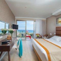 Отель Faros 3* Улучшенный номер с различными типами кроватей фото 5