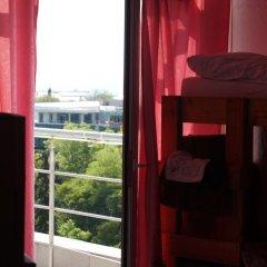 Хостел Оазис Центр Кровать в женском общем номере с двухъярусной кроватью фото 2
