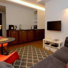 Апартаменты IRS ROYAL APARTMENTS Apartamenty IRS Old Town Студия с различными типами кроватей фото 8