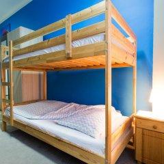 Moon Hostel Кровать в общем номере с двухъярусной кроватью фото 9
