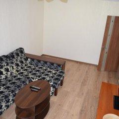 Гостиница Daily rent on Demyanchuka Апартаменты разные типы кроватей фото 8