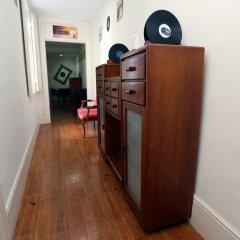 World Music Hostel Кровать в общем номере двухъярусные кровати фото 3