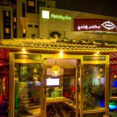 Отель Holiday Inn Kuwait вид на фасад фото 2