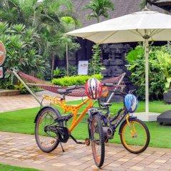 Отель Novotel Goa Resort and Spa Индия, Гоа - отзывы, цены и фото номеров - забронировать отель Novotel Goa Resort and Spa онлайн спортивное сооружение