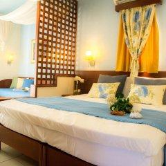 Philoxenia Hotel Apartments 3* Стандартный номер с различными типами кроватей фото 3