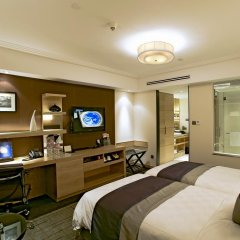 Hotel New Otani Chang Fu Gong 5* Улучшенный номер с различными типами кроватей фото 3