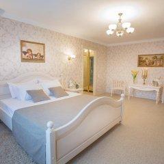 Апартаменты Luxury apartments with jacuzzi комната для гостей фото 2