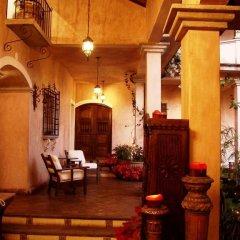 Отель La Casa Rosada Копан-Руинас интерьер отеля фото 3